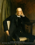 Henry G. Marquand by John Singer Sargent