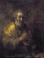 Homer painting reproduction, Rembrandt Van Rijn