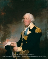 Horatio Gates by Gilbert Stuart
