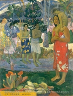 Ia Orana Maria (Hail Mary) by Paul Gauguin