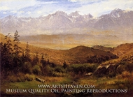 In the Foothills of the Rockies by Albert Bierstadt