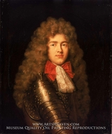 James Butler, 2nd Duke of Ormonde painting reproduction, William Gandy