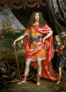 James, Duke of York painting reproduction, Henri Gascar