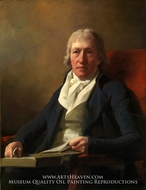 James Johnston of Straiton by Sir Henry Raeburn