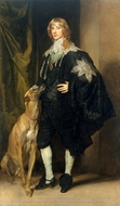 James Stuart, Duke of Lennox and Richmond painting reproduction, Sir Anthony Van Dyck
