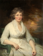 Janet Law by Sir Henry Raeburn