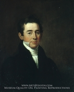 John Adams Conant painting reproduction, William Dunlap
