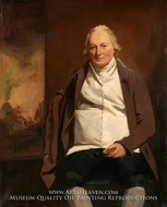 John Gray of Newholm by Sir Henry Raeburn
