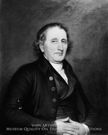 John Murray painting reproduction, John Trumbull