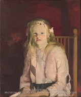 Julie Hudson painting reproduction, George Bellows