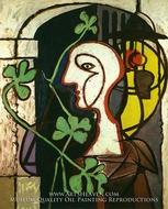La Lampe by Pablo Picasso (inspired by)