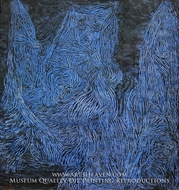 La Nuit de Walpurgis by Paul Klee