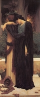Lachrymae painting reproduction, Lord Frederic Leighton