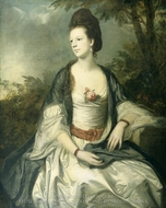 Lady Cecil Rice painting reproduction, Sir Joshua Reynolds