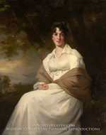 Lady Maitland (Catherine Connor) by Sir Henry Raeburn