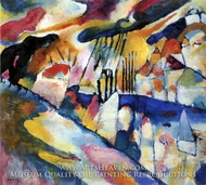 Landscape with Rain by Wassily Kandinsky