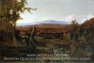 Landscape with Shepherd by Robert S. Duncanson