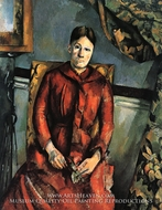 Madame Cezanne in the Yellow Chair by Paul Cezanne