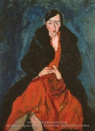 Madeleine Castaing by Chaim Soutine