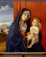 Madonna and Child by Giovanni Bellini