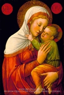 Madonna and Child by Jacopo Bellini