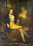Master Rees Goring Thomas painting reproduction, Ralph Earl