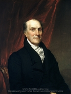 Matthew Clarkson painting reproduction, Samuel Lovett Waldo