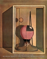 Metaphysical Still Life by Giorgio Morandi