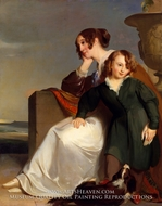 Mother and Son by Thomas Sully