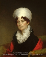 Mrs. Andrew Sigourney painting reproduction, Gilbert Stuart