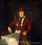 Mrs. Chester Dale by George Bellows