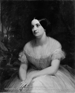 Mrs. James Clinton Griswold by Charles Loring Elliott