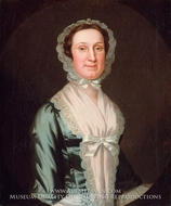 Mrs. Joseph Reade by John Wollaston