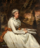 Mrs. Richard Alexander Oswald (Louisa Johnston) by Sir Henry Raeburn