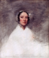 Mrs. Samuel L. Waldo painting reproduction, Samuel Lovett Waldo