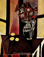 Nature Morte by Pablo Picasso (inspired by)