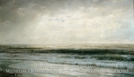 New Jersey Beach by William Trost Richards