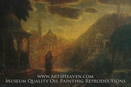 Nourmahal painting reproduction, Albert Pinkham Ryder