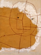 One Who Understands painting reproduction, Paul Klee