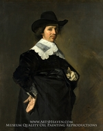 Paulus Verschuur painting reproduction, Frans Hals