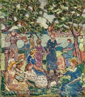 Picnic by the Inlet by Maurice Prendergast