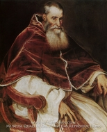 Pope Paul by Titian