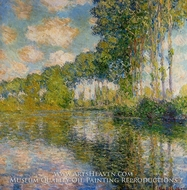 Poplars on the Banks of the River Epte by Claude Monet