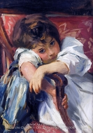 Portrait of a Child by John Singer Sargent