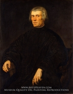 Portrait of a Man by Jacopo Tintoretto