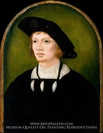 Portrait of a Man by Netherlandish Painter