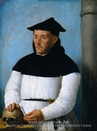 Portrait of a Surgeon painting reproduction, Netherlandish Painter