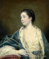 Portrait of a Woman by Sir Joshua Reynolds