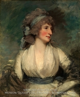 Portrait of a Woman by John Hoppner