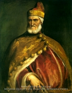 Portrait of Doge Andrea Gritti by Titian